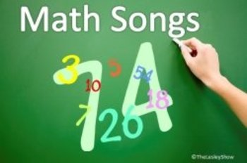 Area Of A Square Math Song