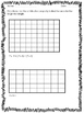 Third Grade Area Worksheets and Games