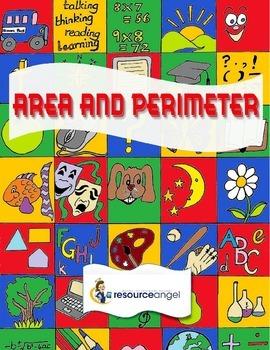 Area & Perimeter Printables