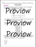 Area & Perimeter 3.6C & 3.7B (8 questions)