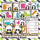 Area & Perimeter BUNDLE - Panda themed Area&Perimeter Bash