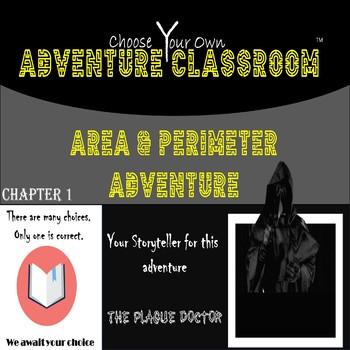 Area & Perimeter Ch1 | Choose Your Own Adventure Classroom