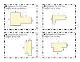 Area & Perimeter Challenge Task Cards