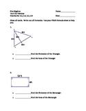 Area, Perimeter, Circumference, Volume Quiz