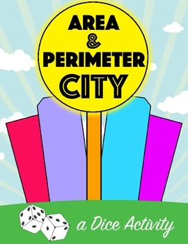 Area & Perimeter City