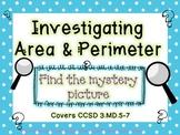 Area & Perimeter: Common Core!!!