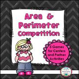 Area - Perimeter Competition