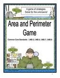 Area & Perimeter Game