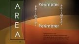 Area & Perimeter Graded Activity Performance Task