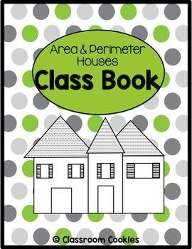 Area Perimeter Houses (Common Core Aligned)