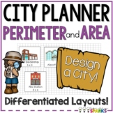 Area and Perimeter Activity City Design