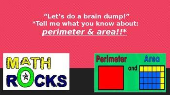 Area & Perimeter Problem Solving