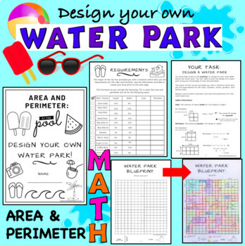 Area & Perimeter: Project Booklet