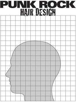 Area + Perimeter: Punk Rock Hair Design