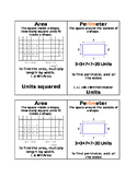 Area & Perimeter Resource