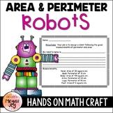 Area & Perimeter Robots