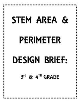 Area & Perimeter STEM Activity