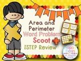 Area & Perimeter Scoot {ISTEP Review}