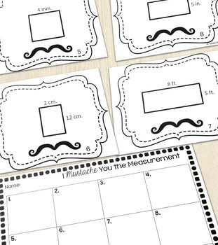 Area and Perimeter of Rectangles Task Cards