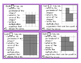 Area Perimeter Task Cards 3rd Grade CCSS Math: Geometric M