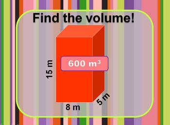 Area, Perimeter & Volume Practice - Problem-solving with Measurement