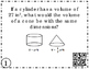 Area, Perimeter, Volume and Surface Area QR Code Activity