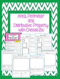 Area, Perimeter and Distributive Property ~ 3.MD.5-7