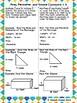 Area Perimeter and Volume Class Work Sampler