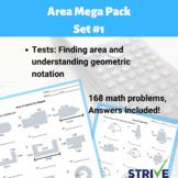 Area Practice Mega Pack 1
