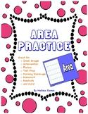 Area Practice Problems