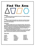 Area Problems Game