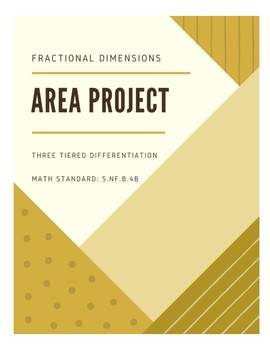 Area Project - Fractional Dimensions