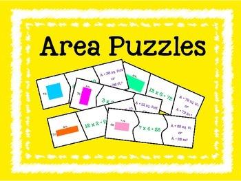 Area Puzzles