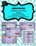Area Review - Google Classroom Activity - DISTANCE LEARNING