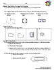 Area Review Worksheet