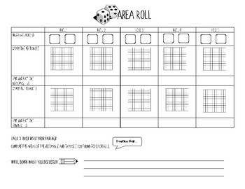 Area Roll