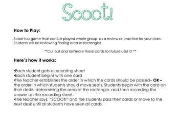 Area Scoot!