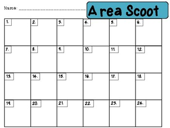 Area Scoot