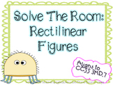 Area: Solve The Room! Aligned to CCSS 3.MD.7