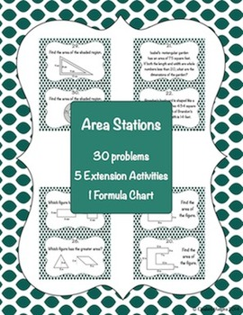 Area Stations