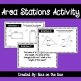 Area Stations Activity