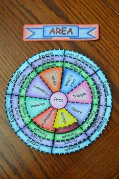Area Wheel Foldable