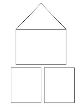 Area & Surface Area Birdhouse Project