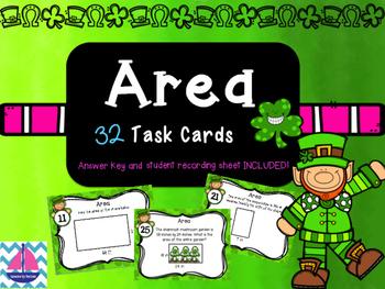 Area Task Cards