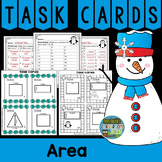 Winter Area Task Cards