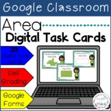 Area Task Cards - Google Drive & Google Classroom