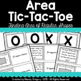 Area Tic-Tac-Toe