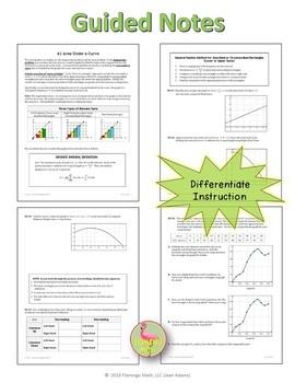 Calculus: Area Under A Curve