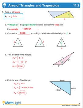 Area & Volume | Pre Algebra Unit with Videos