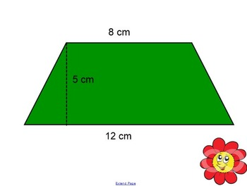 Area, Volume, and Converting Units Review Game